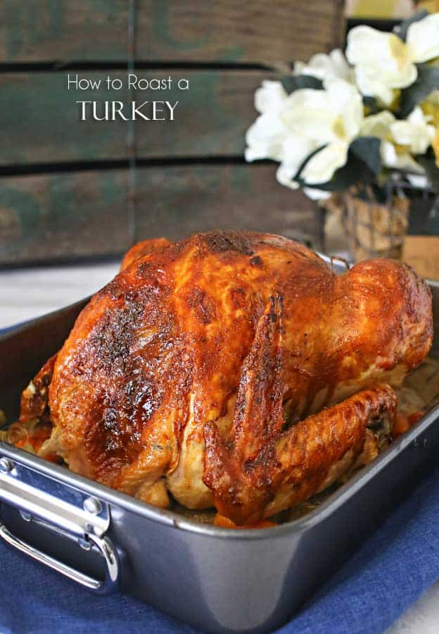 Roast Turkey Recipe Food Com