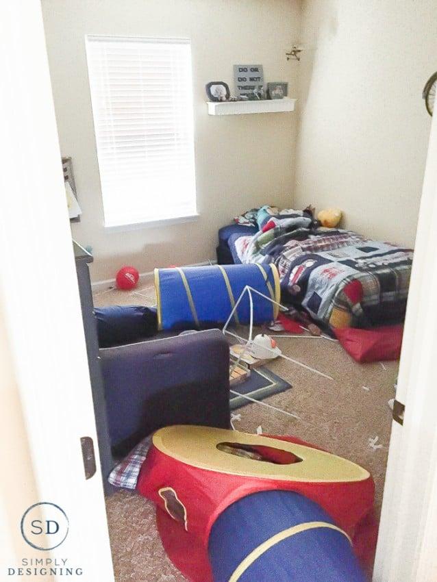 Loft Bed  Foot Ceiling