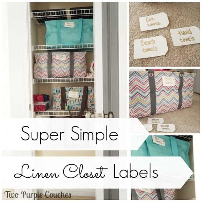 Simple Room Closet Design