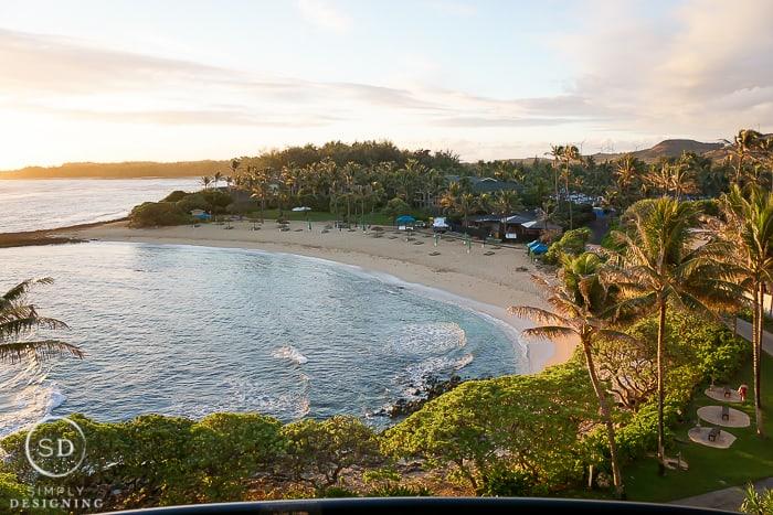 Oahu Hawaii North Shore Turtle Bay Resort