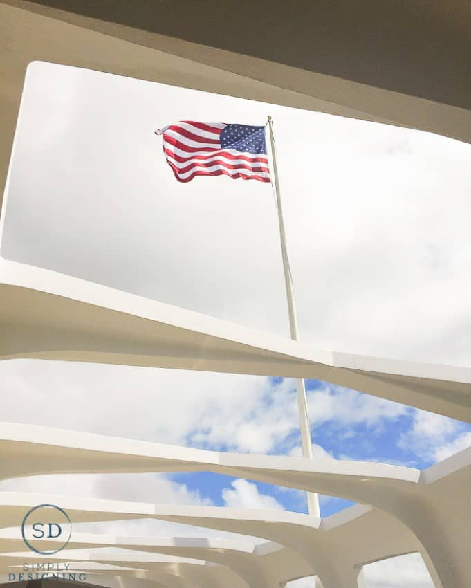USS Arizona Pearl Harbor Oahu Hawaii