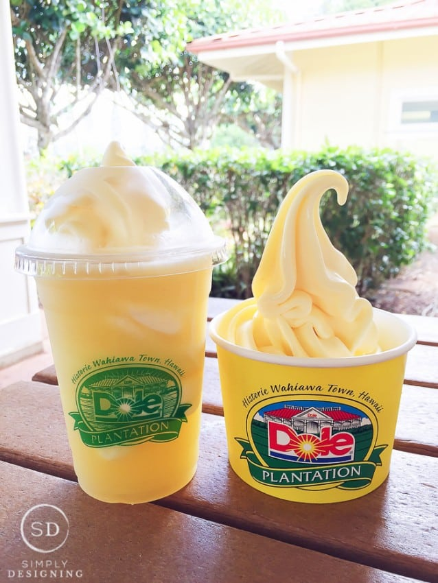 Dole Plantation Oahu Hawaii