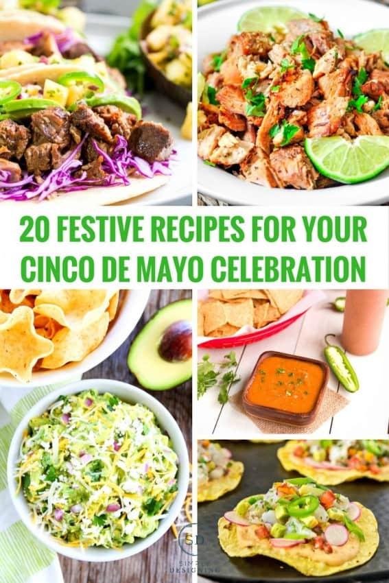 20 Festive Recipes for Cinco de Mayo