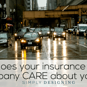 What if your insurance company actually cared about you?