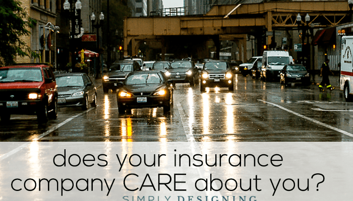 What if your insurance company actually cared?