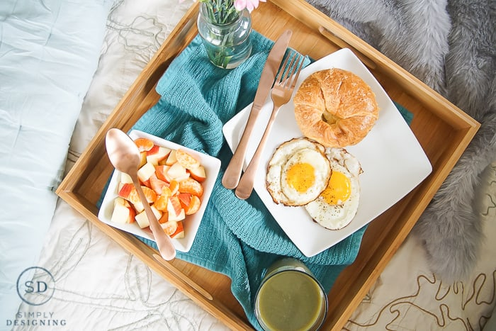 Breakfast in Bed Ideas