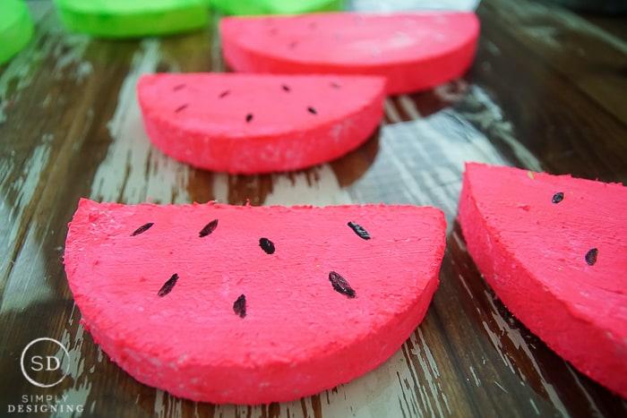 watermelon decoration