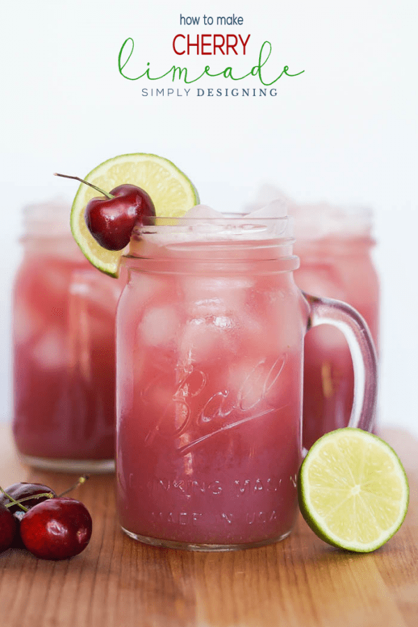 Hot Cherry Pie Drink Recipe