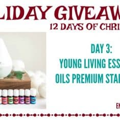 WIN a Young Living Premium Starter Kit!
