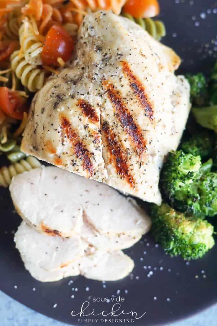 How to Sous Vide Chicken Breast