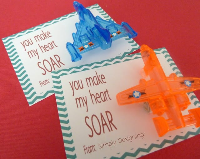 You Make My Heart SOAR Valentine