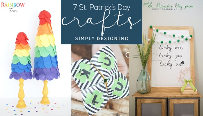 53bfc397fbd 7 Easy St. Patrick s Day Crafts