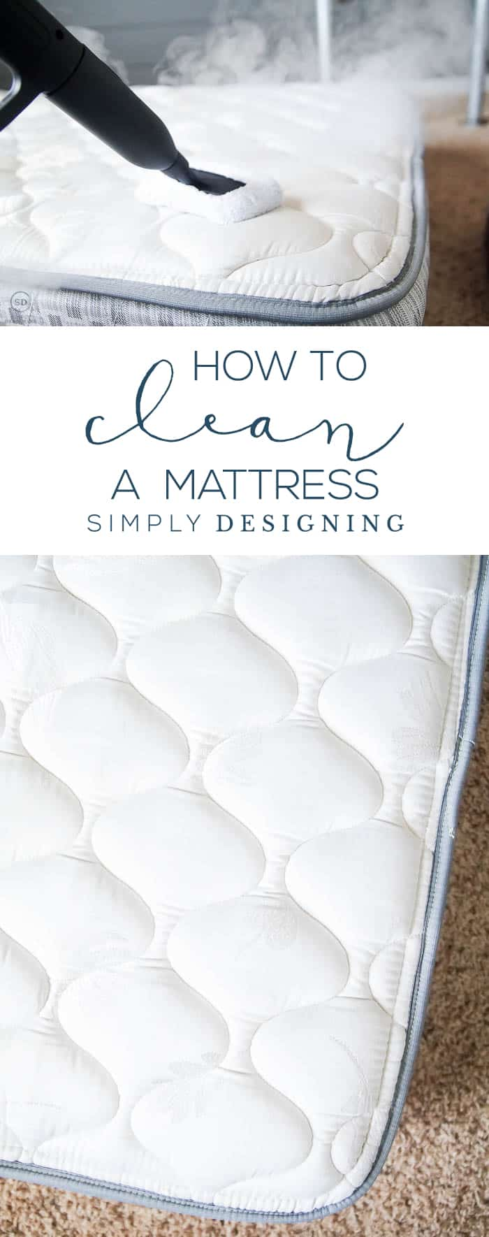 How To Clean A Mattress Simply Designing With Ashley