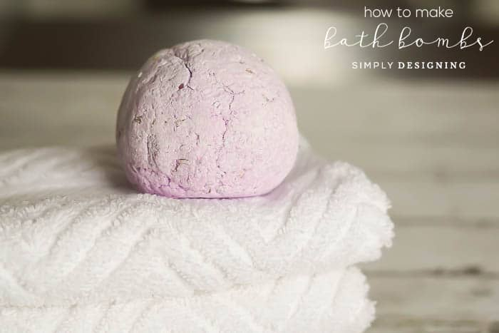 How to Make Bath Bombs - Bath Bomb Recipe
