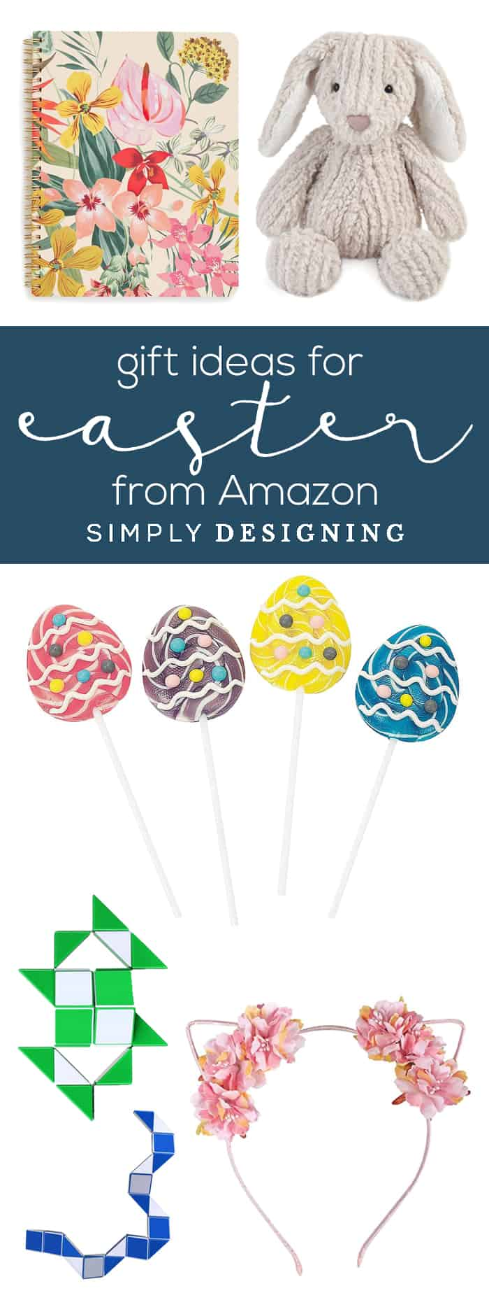 Gift ideas you can buy from amazon easter gift ideas you can buy from amazon negle Images