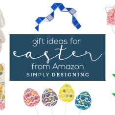 Easter Gift Ideas from Amazon