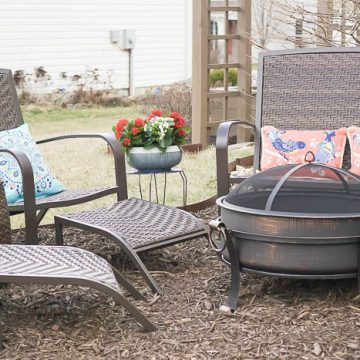 Outdoor Living with an Easy Backyard Fire Pit