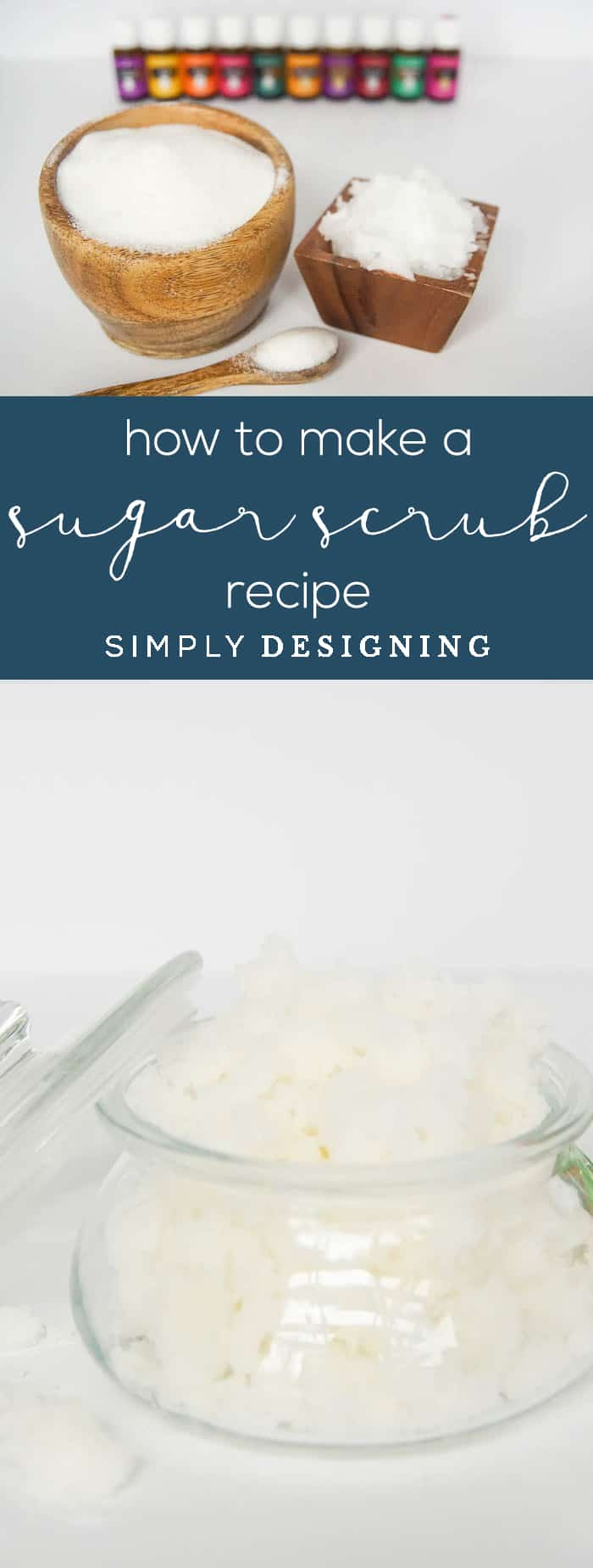 DIY Sugar Scrub Recipe
