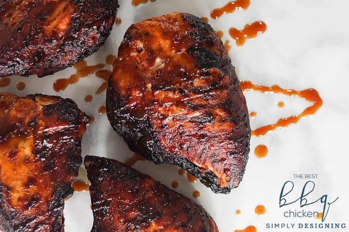 The Best BBQ Chicken Recipe