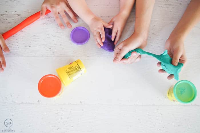 Play-Doh ratings
