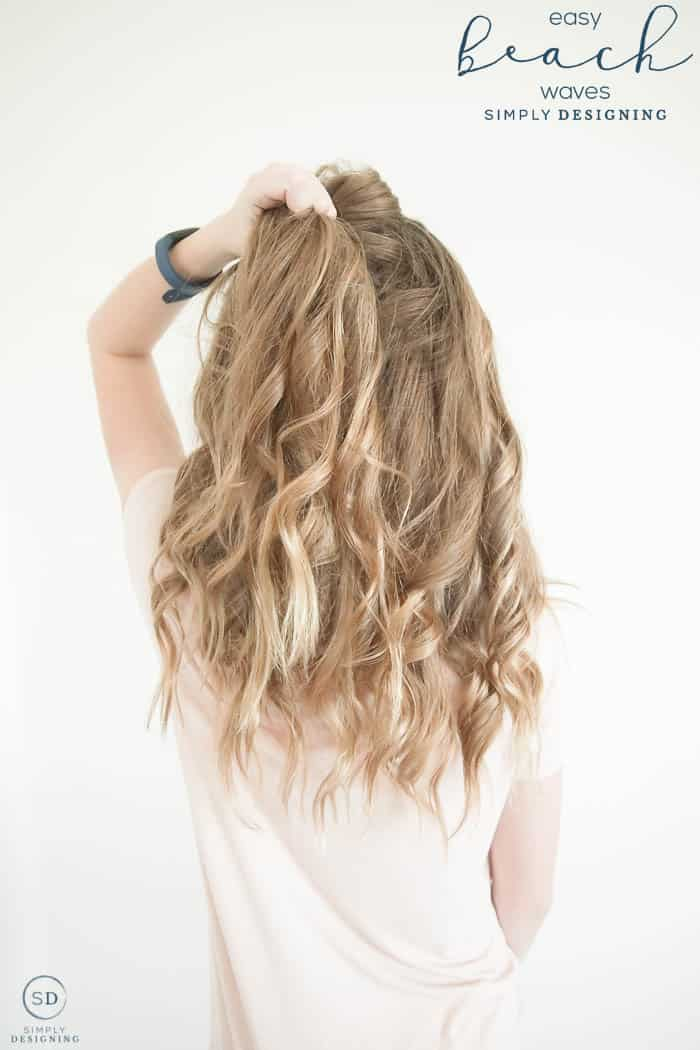 Easy Beach Waves - the easiest way to create easy beach waves