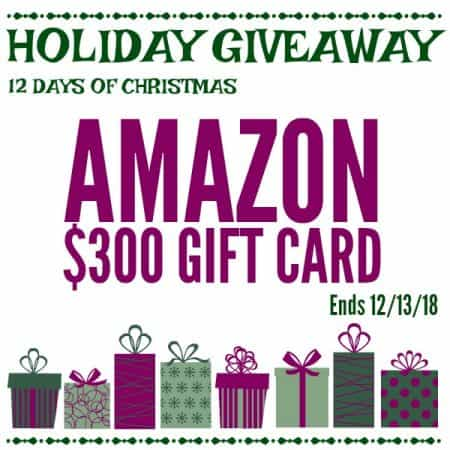 amazon gift card giveway