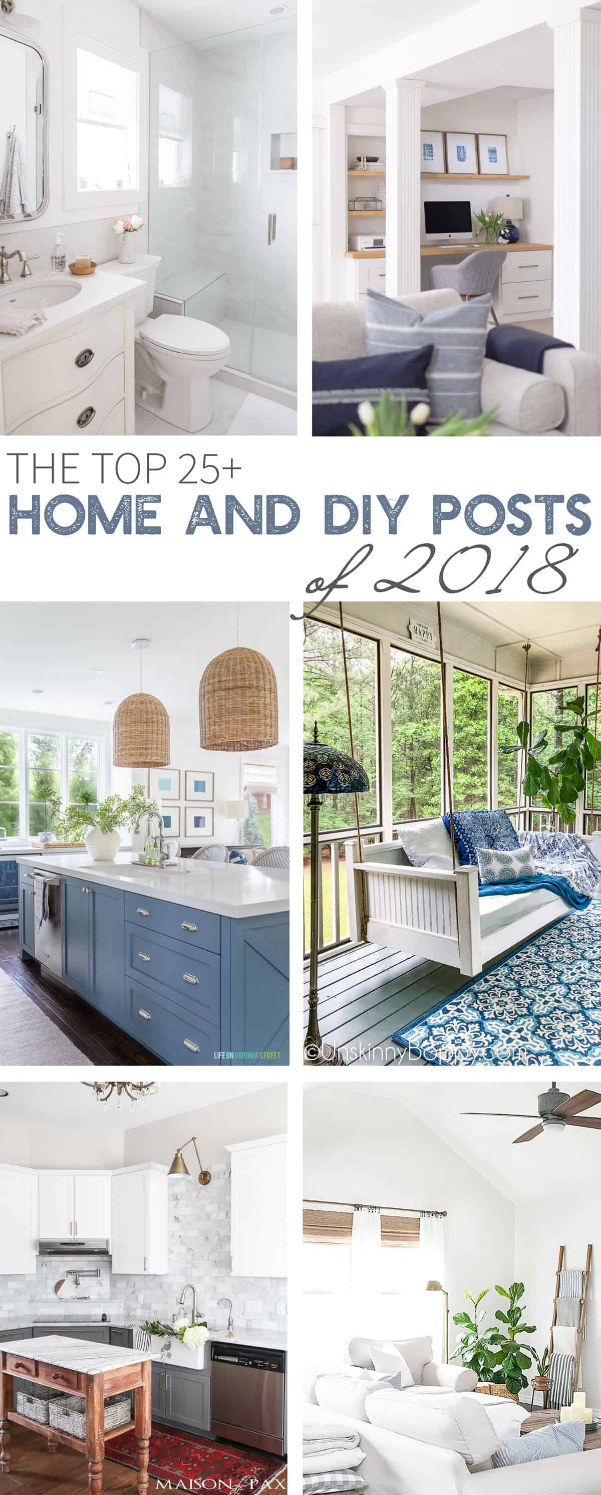 The Top DIY of 2018