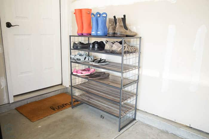 Shoe Rack perfect for organizing your shoes
