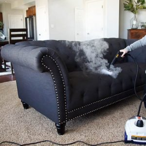 How to Clean a Couch with a steamer
