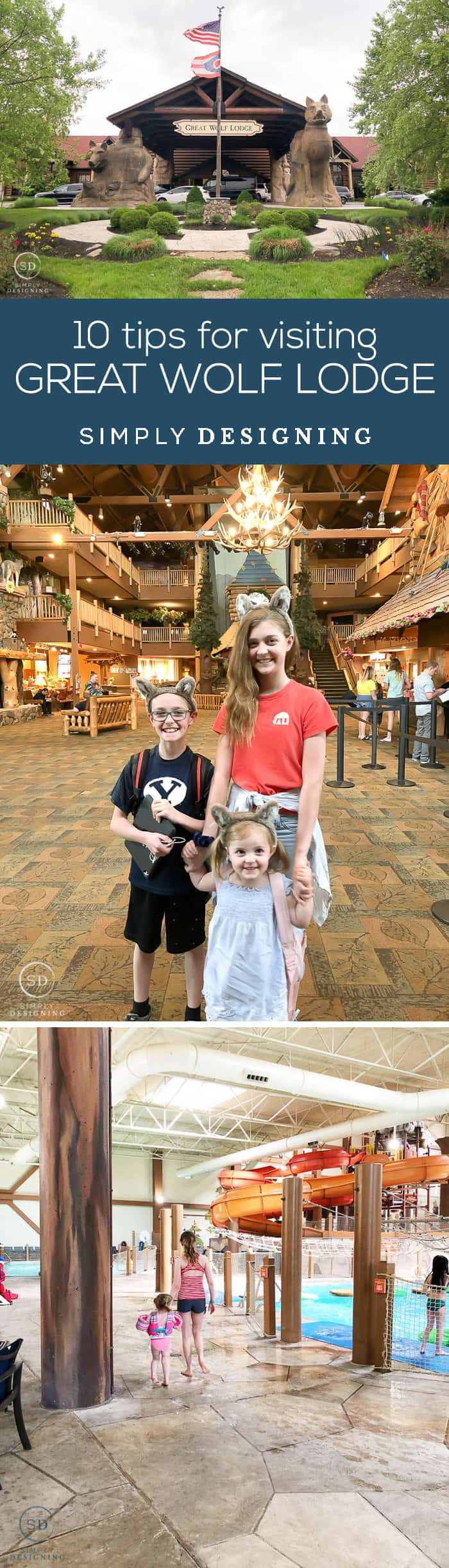 10 Tips for Visiting Great Wolf Lodge - If you are longing for some special family time plan an amazing family-centered vacation with these 10 Tips for Visiting Great Wolf Lodge