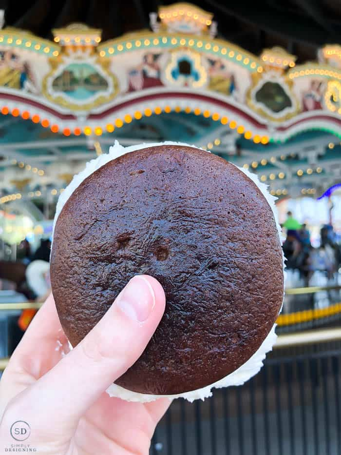 Makin' Whoopie - woopie pie from Hershey Park