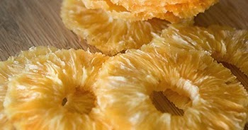 Super Easy Pineapple Chips
