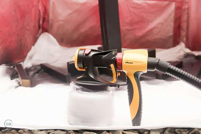 wagner flexio 4000 spray painter